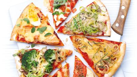 Afbeeldingsresultaat voor verse pizza