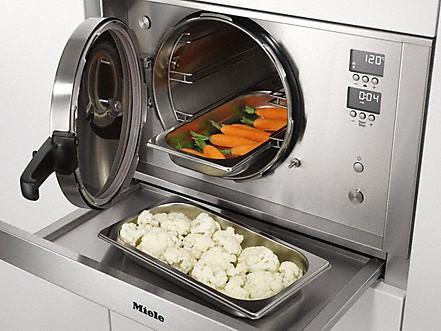 Cuisson la vapeur sous pression fours vapeur - Cookeo cuisson sous pression ...