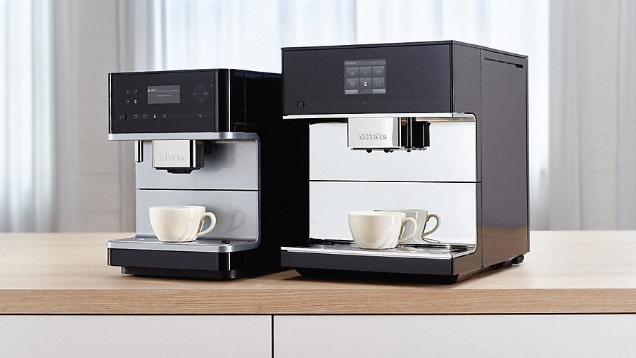 nespresso miele machine