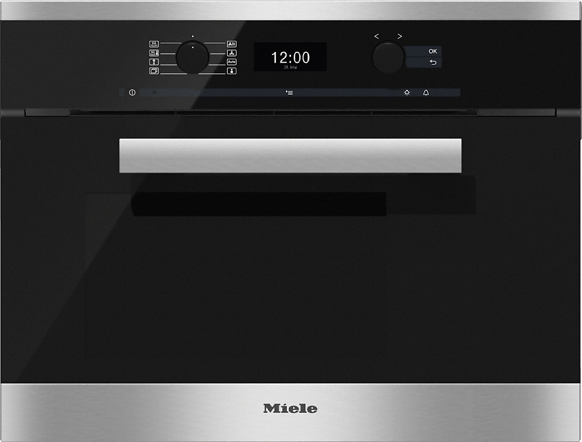 miele combi stoomovens dgc 6400 stoomoven met oven. Black Bedroom Furniture Sets. Home Design Ideas
