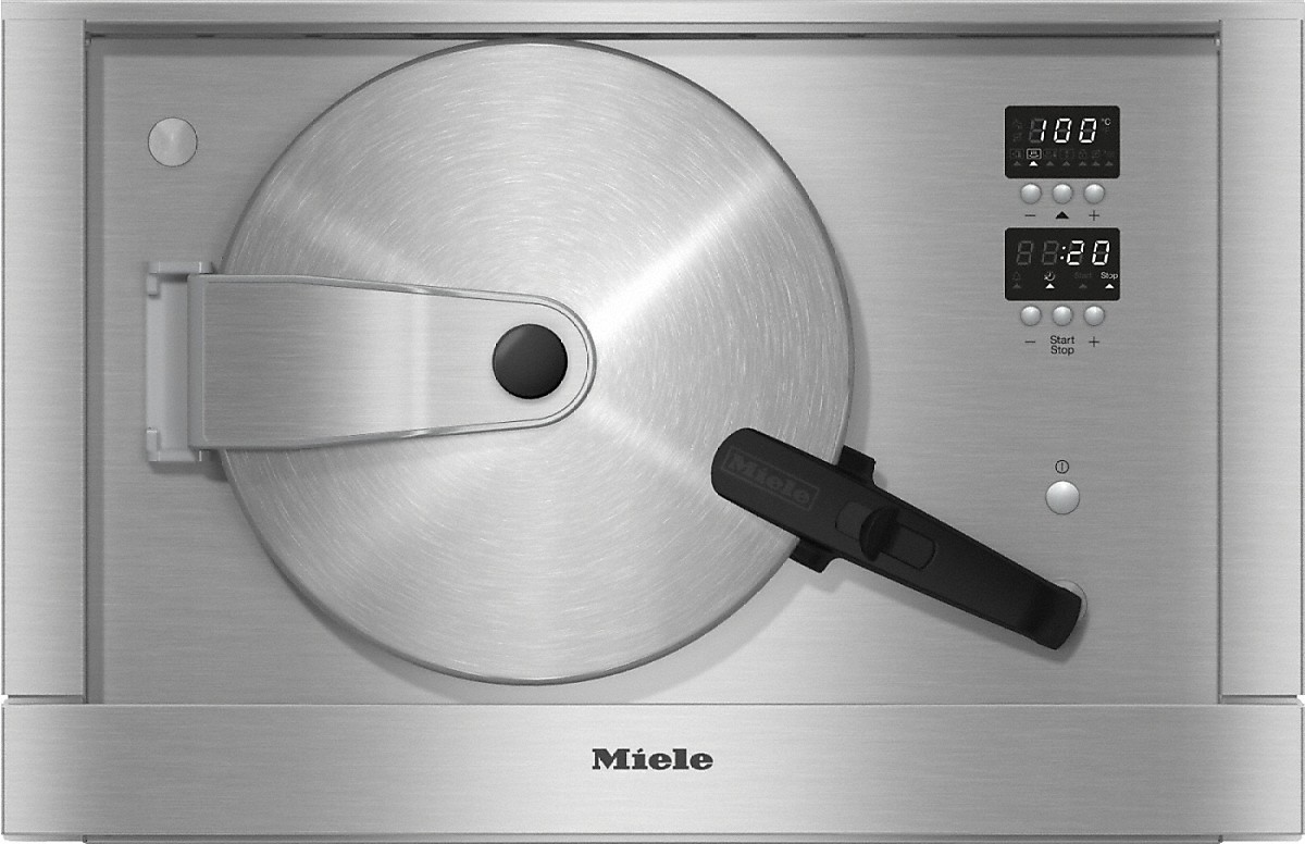 Miele filter stoomovens dgd 4635 drukstoomoven - Four a vapeur ...