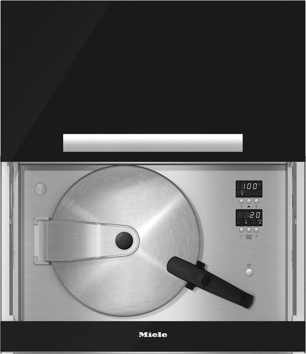 Miele dgd 6635 four vapeur sous pression - Cookeo cuisson sous pression ...