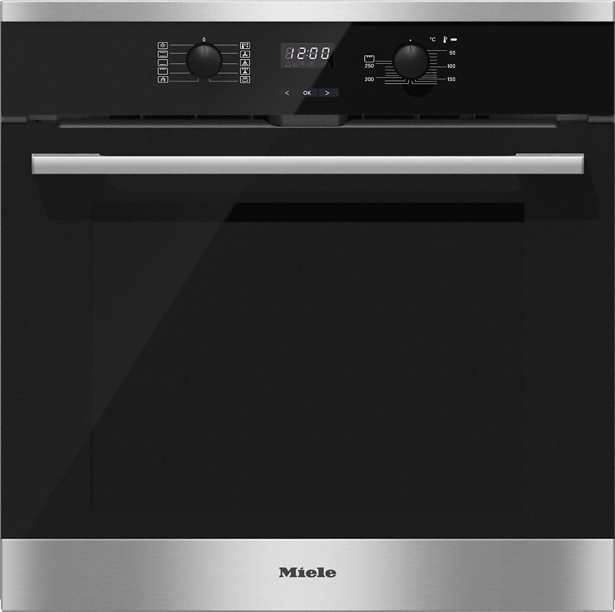 miele ovens en fornuizen h 2561 bp oven. Black Bedroom Furniture Sets. Home Design Ideas