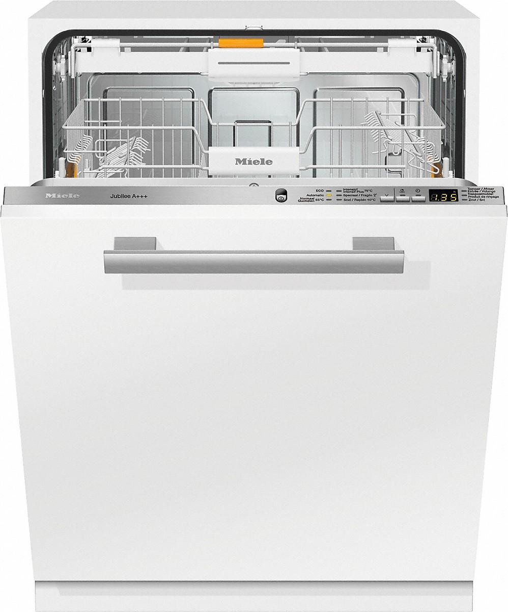 Miele g 6065 scvi xxl jubilee a lave vaisselle - Lave vaisselle avec tiroir a couverts ...