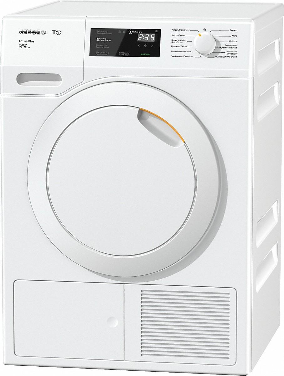 miele tce530wp active plus s che linge pompe chaleur t1. Black Bedroom Furniture Sets. Home Design Ideas