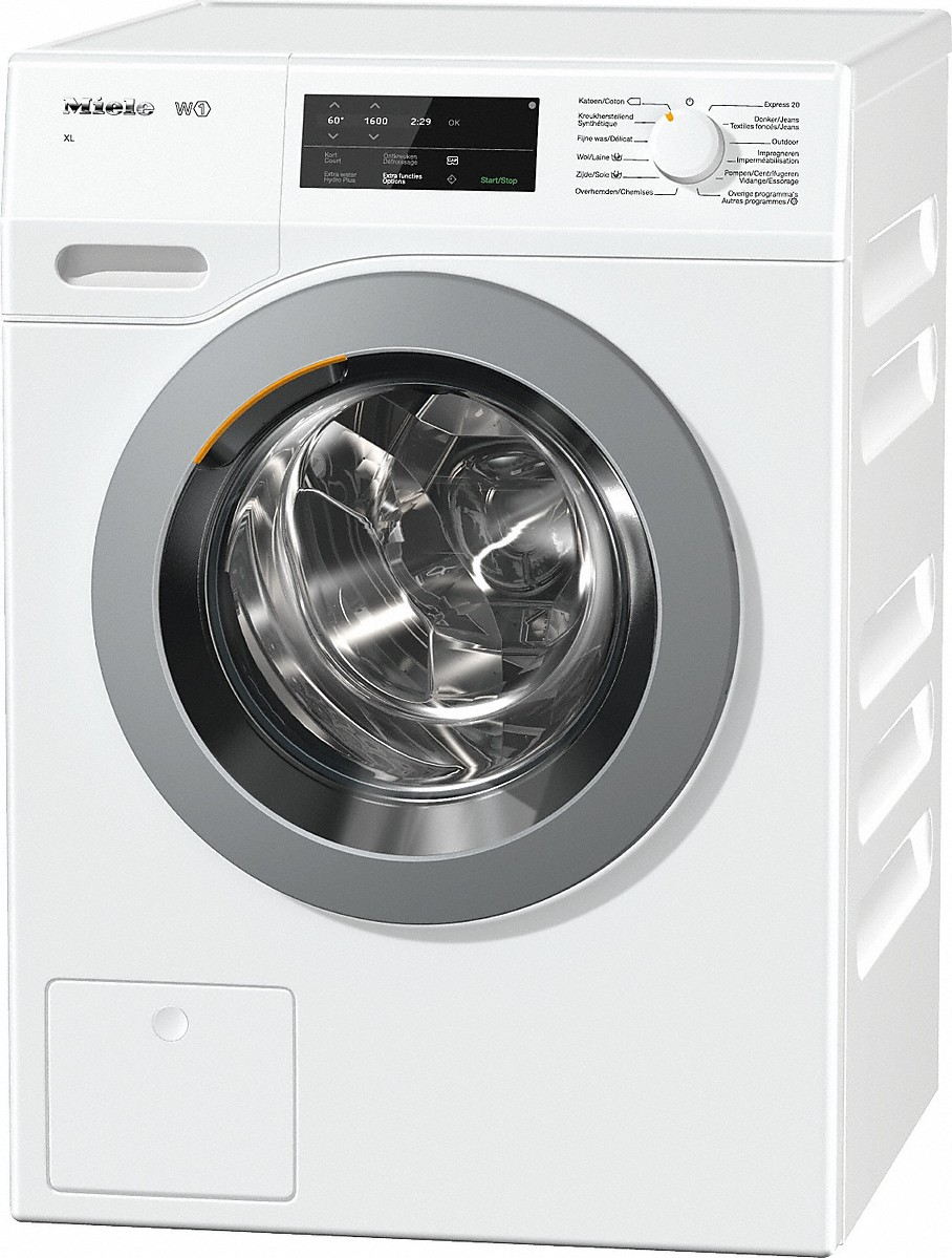 miele wcg130 xl lave linge chargement frontal w1. Black Bedroom Furniture Sets. Home Design Ideas